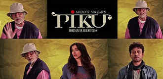 Piku Movie