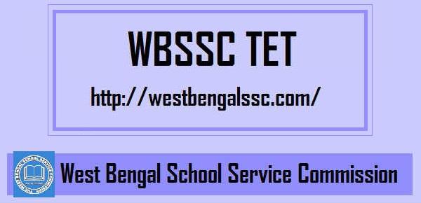 WBSSC TET