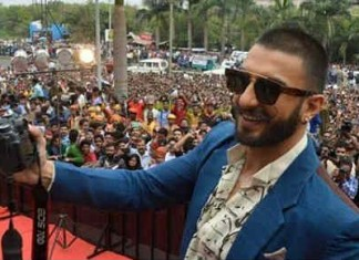 Ranveer Singh About Bajirao Mastani-Dilwale Clash