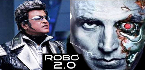 Image result for rajini 2.0 leaked