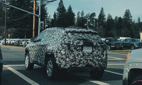Jeep Compass Won't Leave Just Yet