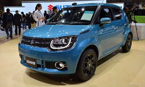 Maruti Ignis CVT Gearbox For Petrol Variant