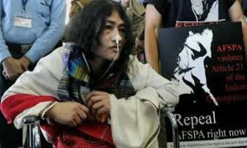 Longest Crusade Against AFSPA Ends, Sharmila Will Contest Elections
