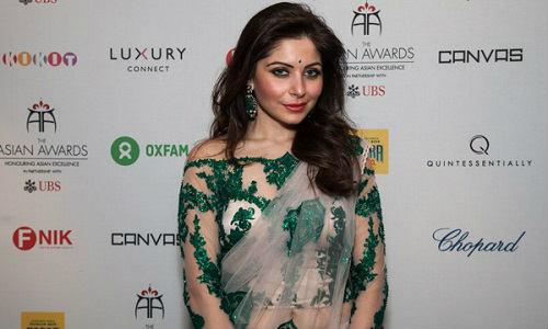 Kanika Kapoor Sings for Cause of Girl Child