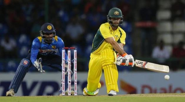 Twitter Reactions: Glenn Maxwell scores his maiden T20I hundred