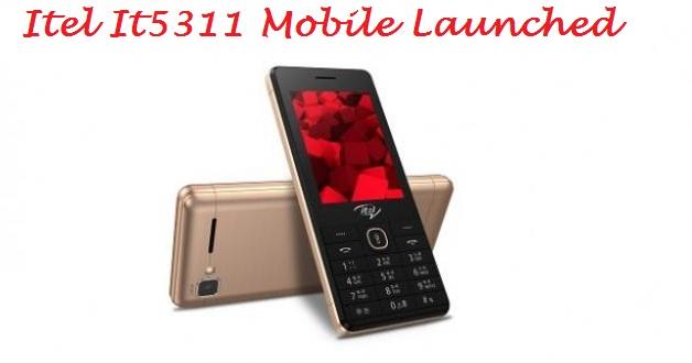 Itel It5311 Mobile
