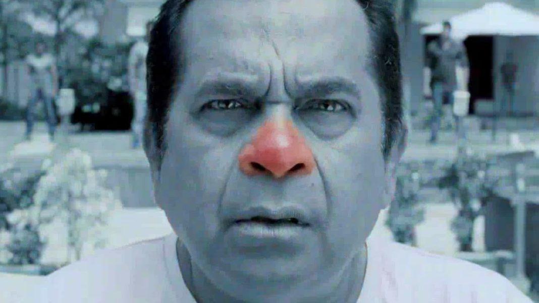 Raviteja is Idiot and Brahmanandam is Double Idiot
