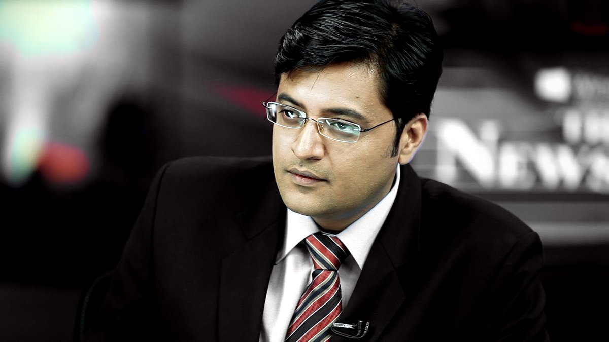 Arnab Goswami Resigns From Times Now for Army Chief or SC Judge