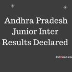 AP Junior Intermediate Results 2017 Declared Check Intermediate 1st Year Results at