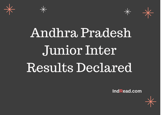 AP Inter1st year Results